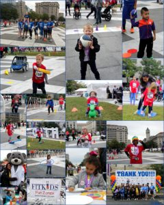 Join Fit Kids and Children's National Health System: Race For Every Child @ Freedom Plaza | Washington | District of Columbia | United States