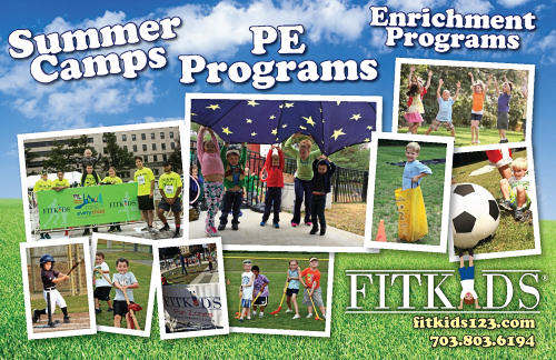 Summer 2017 Fun with FitKids