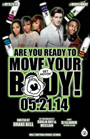 Move Your Body 2014